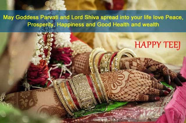 Happy Teej Images