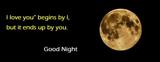 Download Good Night Images with Love Quotes