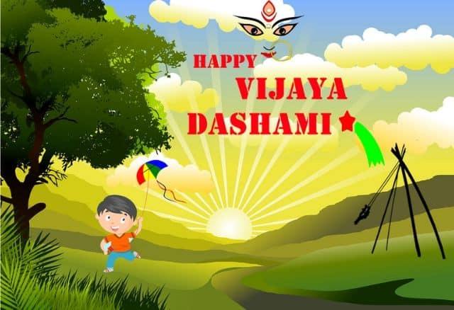 Dashain wishes images