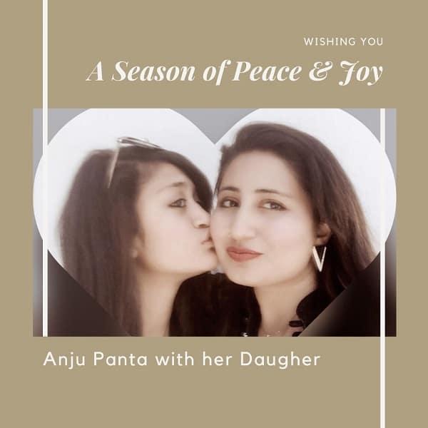Anju Panta Daughter