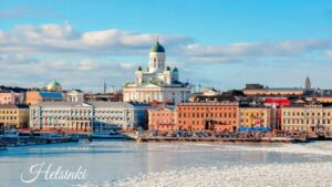 Helsinki place to visit in finland