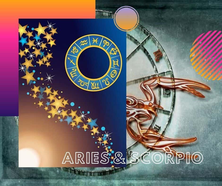 Aries Scorpio Compatibility