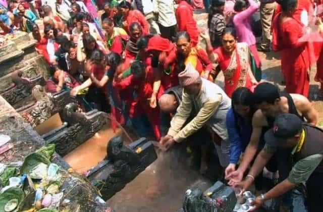 Mata Tirtha Aunsi: Mothers Day in Nepal
