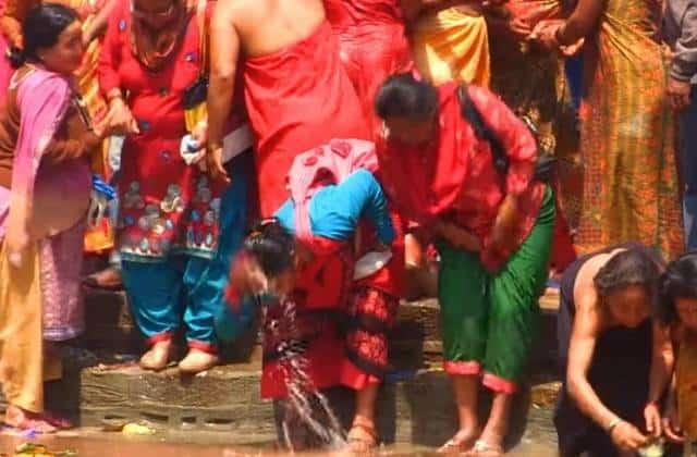 Nepali Mothers Day