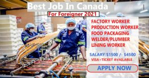 best-job-in-canada-for-foreigner-2021